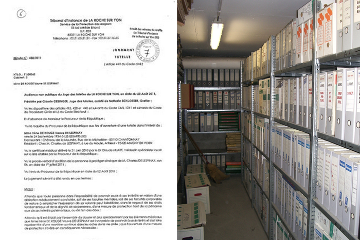 document et archives